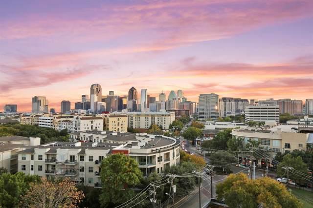 3030 Mckinney Avenue #905, Dallas, TX 75204 (MLS #14217812) :: RE/MAX Pinnacle Group REALTORS