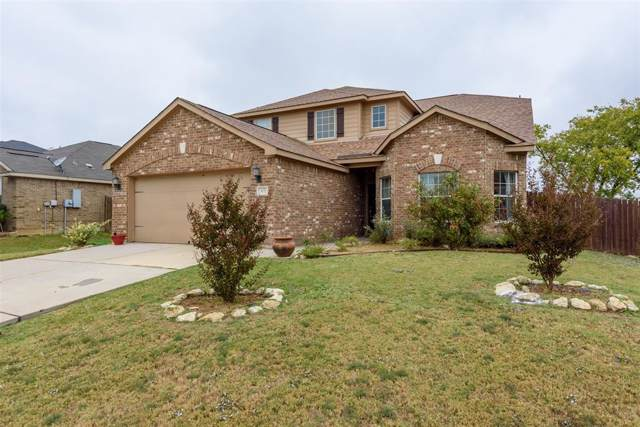 103 Eider Drive, Sanger, TX 76266 (MLS #14217891) :: RE/MAX Town & Country