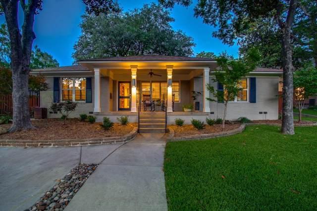 1614 Oak Knoll Street, Dallas, TX 75208 (MLS #14217899) :: Real Estate By Design