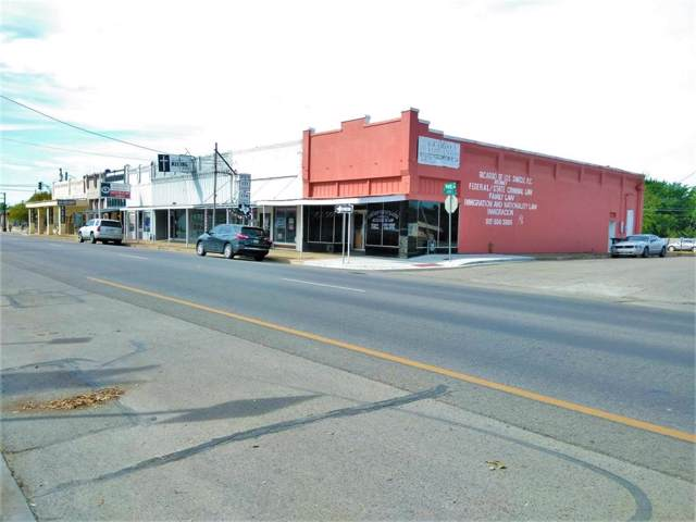 202 Main Street S, Cleburne, TX 76033 (MLS #14217905) :: Potts Realty Group