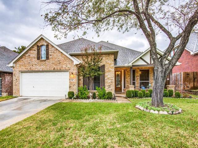 112 Belton Drive, Hickory Creek, TX 75065 (MLS #14217908) :: The Good Home Team