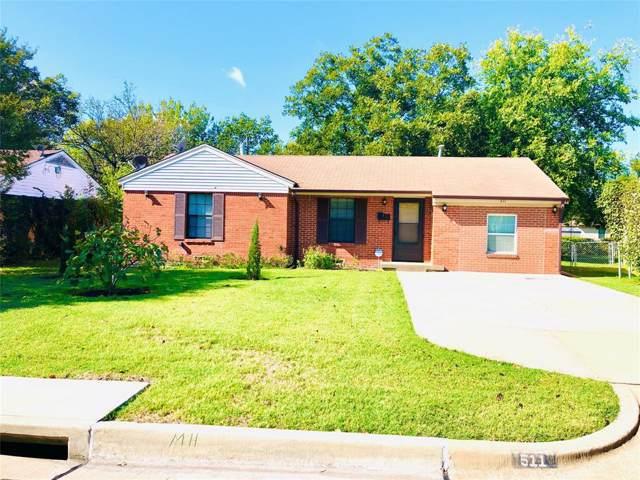 511 Freeman Street, Mesquite, TX 75149 (MLS #14217912) :: RE/MAX Pinnacle Group REALTORS