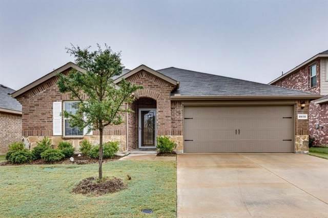 2072 Brisbon Street, Fate, TX 75189 (MLS #14217930) :: RE/MAX Landmark