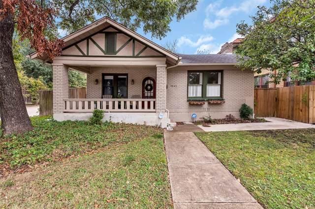 5644 Richard Avenue, Dallas, TX 75206 (MLS #14217973) :: The Mitchell Group