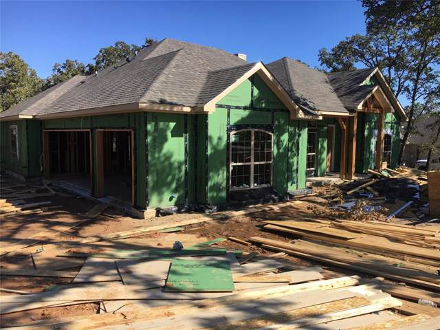 308 Scenic Wood Drive, Reno, TX 76020 (MLS #14218021) :: RE/MAX Town & Country
