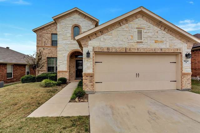 5844 Pearl Oyster Lane, Fort Worth, TX 76179 (MLS #14218030) :: Real Estate By Design