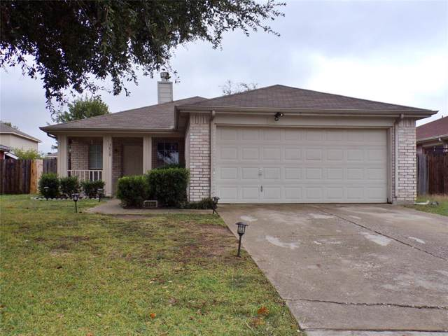 3020 Heritage Lane, Forest Hill, TX 76140 (MLS #14218040) :: RE/MAX Town & Country