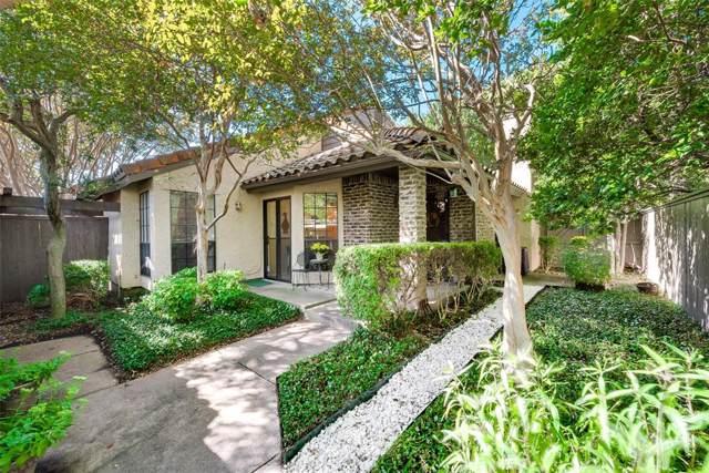 777 Custer Road 15-4, Richardson, TX 75080 (MLS #14218154) :: The Good Home Team