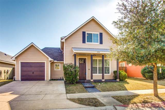 2516 Chebi Lane, Denton, TX 76209 (MLS #14218173) :: The Mauelshagen Group