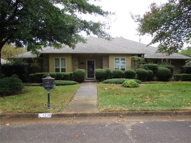 1230 36th Street NE, Paris, TX 75462 (MLS #14218229) :: North Texas Team | RE/MAX Lifestyle Property