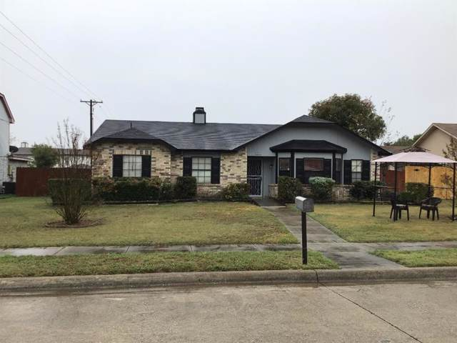 471 Mckinley Street, Cedar Hill, TX 75104 (MLS #14218234) :: RE/MAX Town & Country