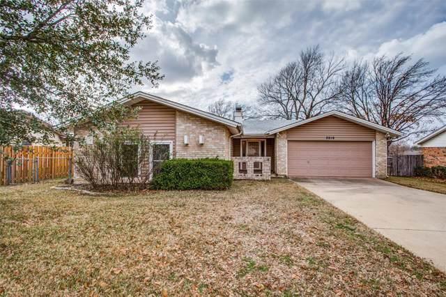 2616 Burningtree Court, Arlington, TX 76014 (MLS #14218235) :: RE/MAX Pinnacle Group REALTORS
