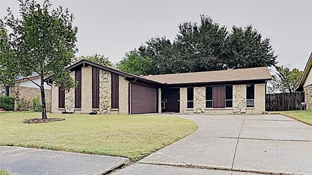 2022 Scarlet Oaks Drive, Irving, TX 75060 (MLS #14218239) :: The Kimberly Davis Group