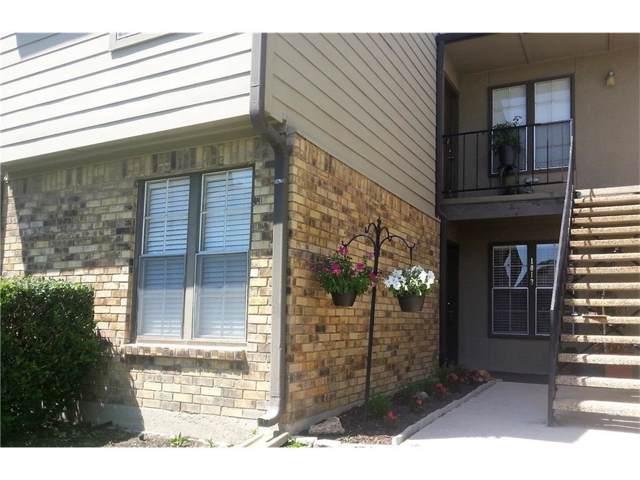 5300 Keller Springs Road #1013, Dallas, TX 75248 (MLS #14218250) :: RE/MAX Pinnacle Group REALTORS