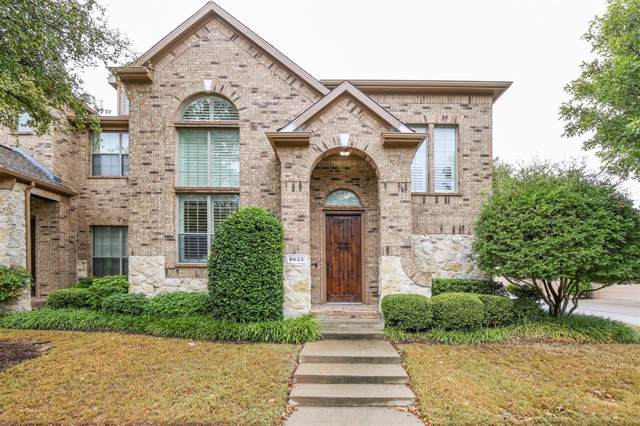 8633 Pauline Street, Plano, TX 75024 (MLS #14218270) :: RE/MAX Town & Country