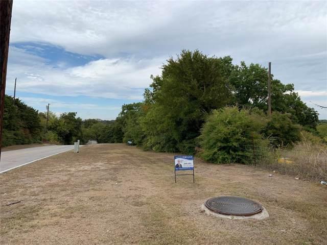 1230 N Westmoreland Road, Desoto, TX 75115 (MLS #14218275) :: The Hornburg Real Estate Group