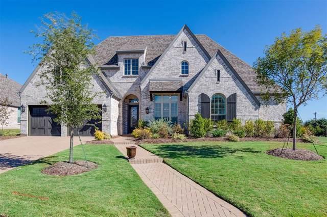 710 Country Brook Lane, Prosper, TX 75078 (MLS #14218282) :: Real Estate By Design