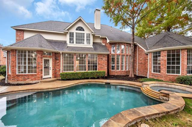 220 Highland Oaks Circle, Southlake, TX 76092 (MLS #14218316) :: Trinity Premier Properties