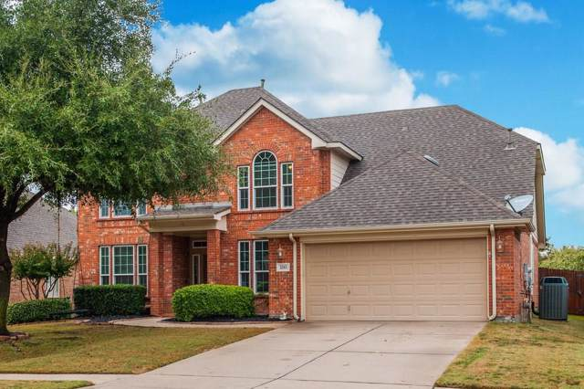 2313 Dobree Street, Mansfield, TX 76063 (MLS #14218323) :: The Hornburg Real Estate Group