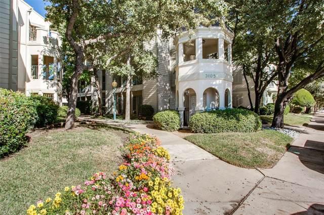 3105 San Jacinto Street #317, Dallas, TX 75204 (MLS #14218402) :: Vibrant Real Estate
