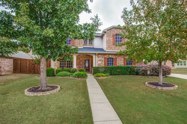 2009 Prescott Downs Drive, Denton, TX 76210 (MLS #14218410) :: Team Hodnett