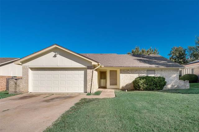 3309 Heritage Lane, Forest Hill, TX 76140 (MLS #14218421) :: All Cities Realty