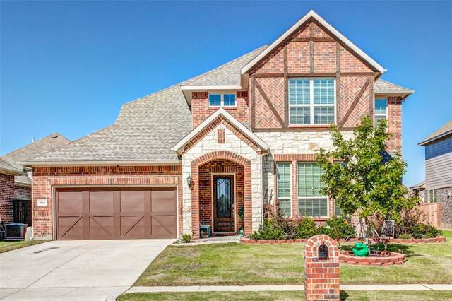 4801 Sunflower Drive, Mansfield, TX 76063 (MLS #14218425) :: RE/MAX Town & Country