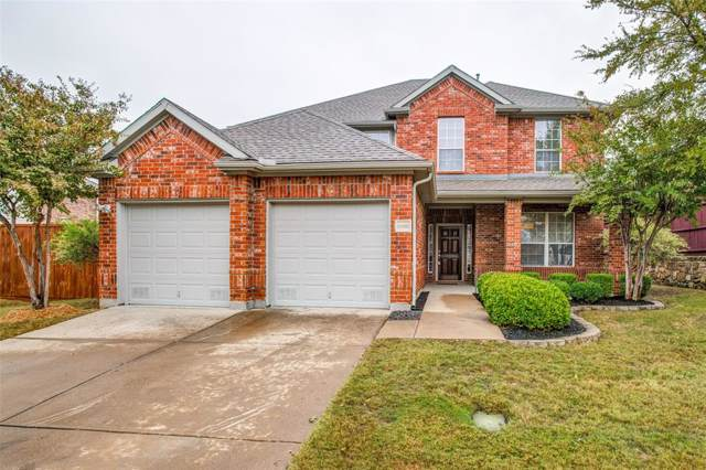 10400 Mateo Trail, Irving, TX 75063 (MLS #14218434) :: RE/MAX Town & Country
