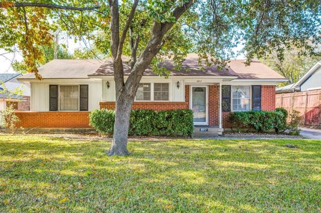 8917 Rustown Drive, Dallas, TX 75228 (MLS #14218450) :: Hargrove Realty Group