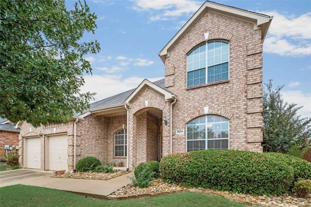 3604 Hidden Forest Drive, Flower Mound, TX 75028 (MLS #14218467) :: RE/MAX Town & Country