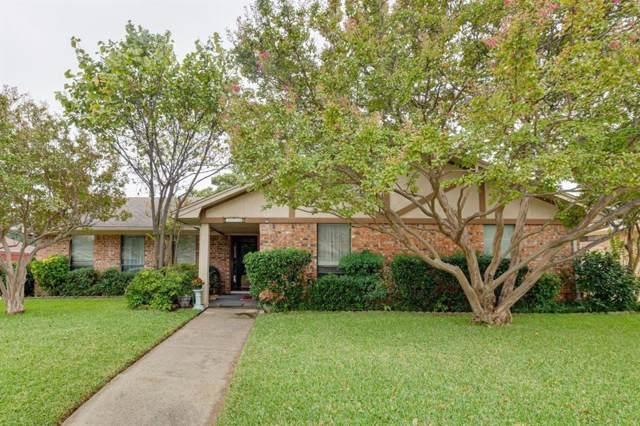 1612 Daywood Lane, Irving, TX 75061 (MLS #14218468) :: Real Estate By Design