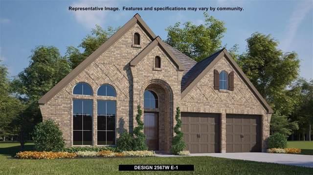 2729 War Admiral Street, Celina, TX 75009 (MLS #14218479) :: Real Estate By Design