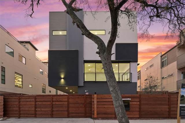 1855 Summit Avenue #103, Dallas, TX 75206 (MLS #14218505) :: The Kimberly Davis Group