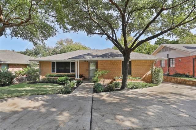 1522 Sylvan Avenue, Dallas, TX 75208 (MLS #14218509) :: Van Poole Properties Group