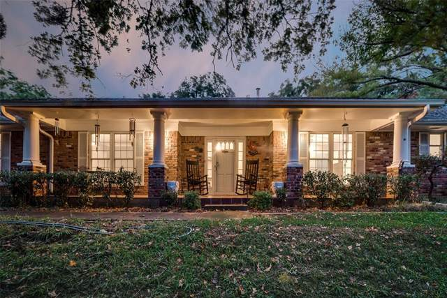1403 Shady Creek Drive, Euless, TX 76040 (MLS #14218512) :: The Chad Smith Team