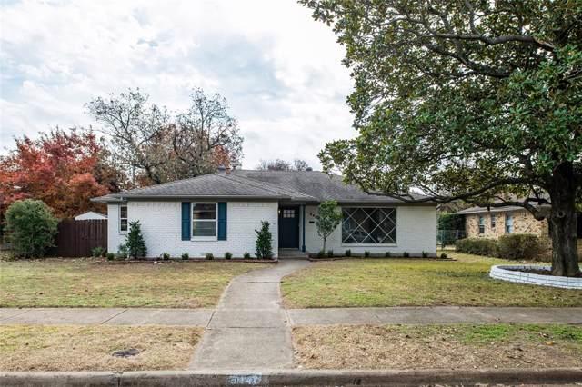 8440 Bocowood Drive, Dallas, TX 75228 (MLS #14218554) :: The Chad Smith Team
