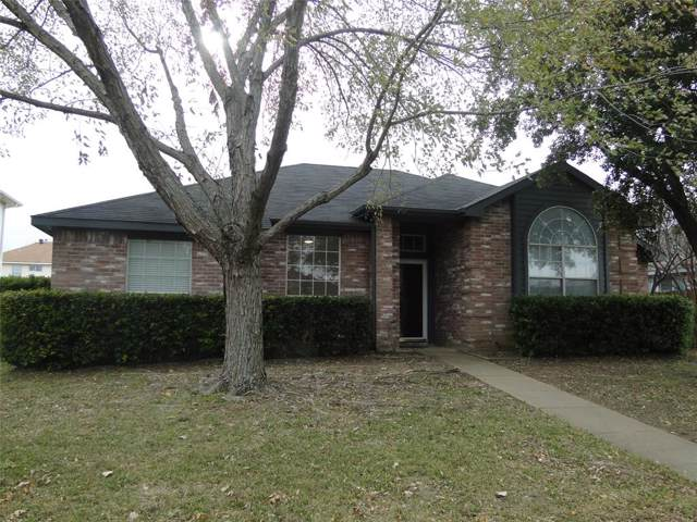 1223 Paul Drive, Cedar Hill, TX 75104 (MLS #14218567) :: RE/MAX Town & Country