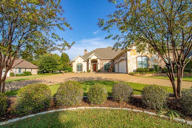 215 Bayhills Drive, Hideaway, TX 75771 (MLS #14218572) :: RE/MAX Town & Country