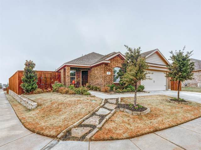 402 Paddock Lane, Celina, TX 75009 (MLS #14218573) :: RE/MAX Town & Country