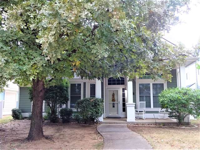 1040 Elm Drive, Providence Village, TX 76227 (MLS #14218617) :: Real Estate By Design