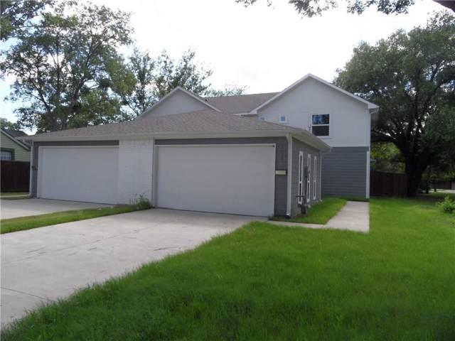621 Knight Lane, Irving, TX 75060 (MLS #14218633) :: Real Estate By Design
