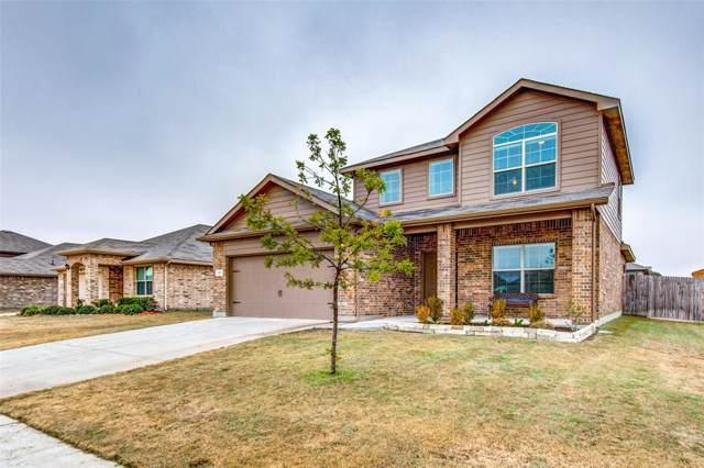 323 Preakness Lane, Ponder, TX 76259 (MLS #14218646) :: Tenesha Lusk Realty Group