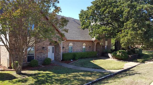 3109 Timberline Drive, Grapevine, TX 76051 (MLS #14218669) :: RE/MAX Town & Country