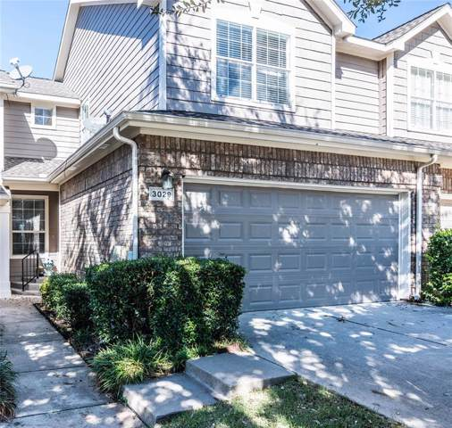 3029 Rolling Meadow Drive, Plano, TX 75025 (MLS #14218685) :: RE/MAX Town & Country