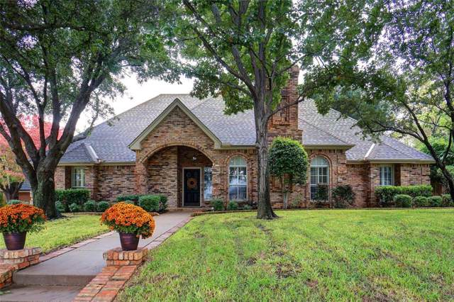 1428 Plantation Drive N, Colleyville, TX 76034 (MLS #14218700) :: Lynn Wilson with Keller Williams DFW/Southlake