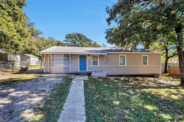 312 Center Lane, Fort Worth, TX 76140 (MLS #14218719) :: All Cities Realty
