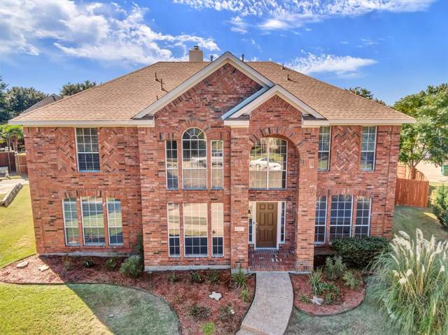 4205 Holly Drive, Mckinney, TX 75070 (MLS #14218724) :: The Good Home Team