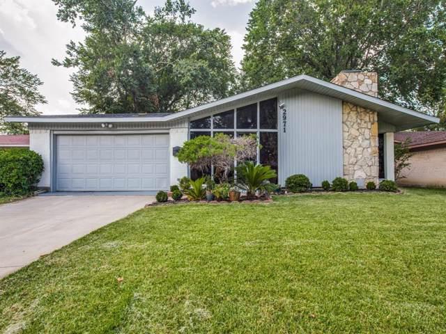 2971 Talisman Drive, Dallas, TX 75229 (MLS #14218729) :: Robbins Real Estate Group
