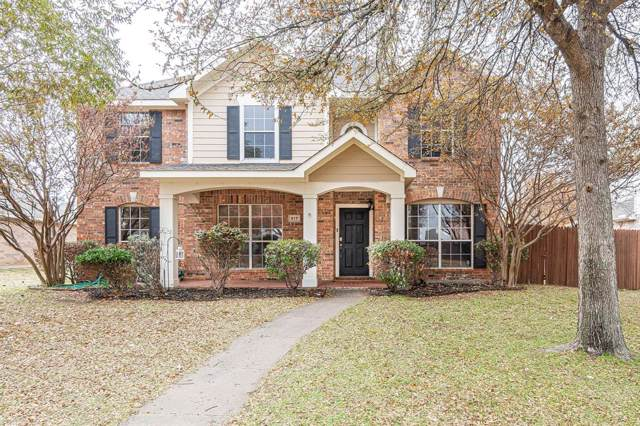 917 Meadowgate Drive, Allen, TX 75002 (MLS #14218759) :: RE/MAX Town & Country