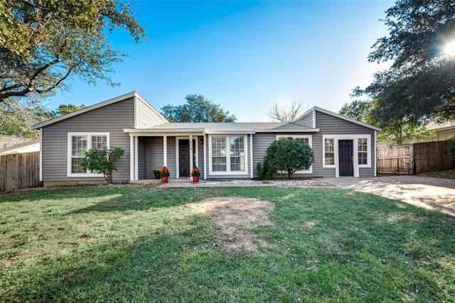 3804 Indian Wells Drive, Arlington, TX 76017 (MLS #14218760) :: RE/MAX Town & Country